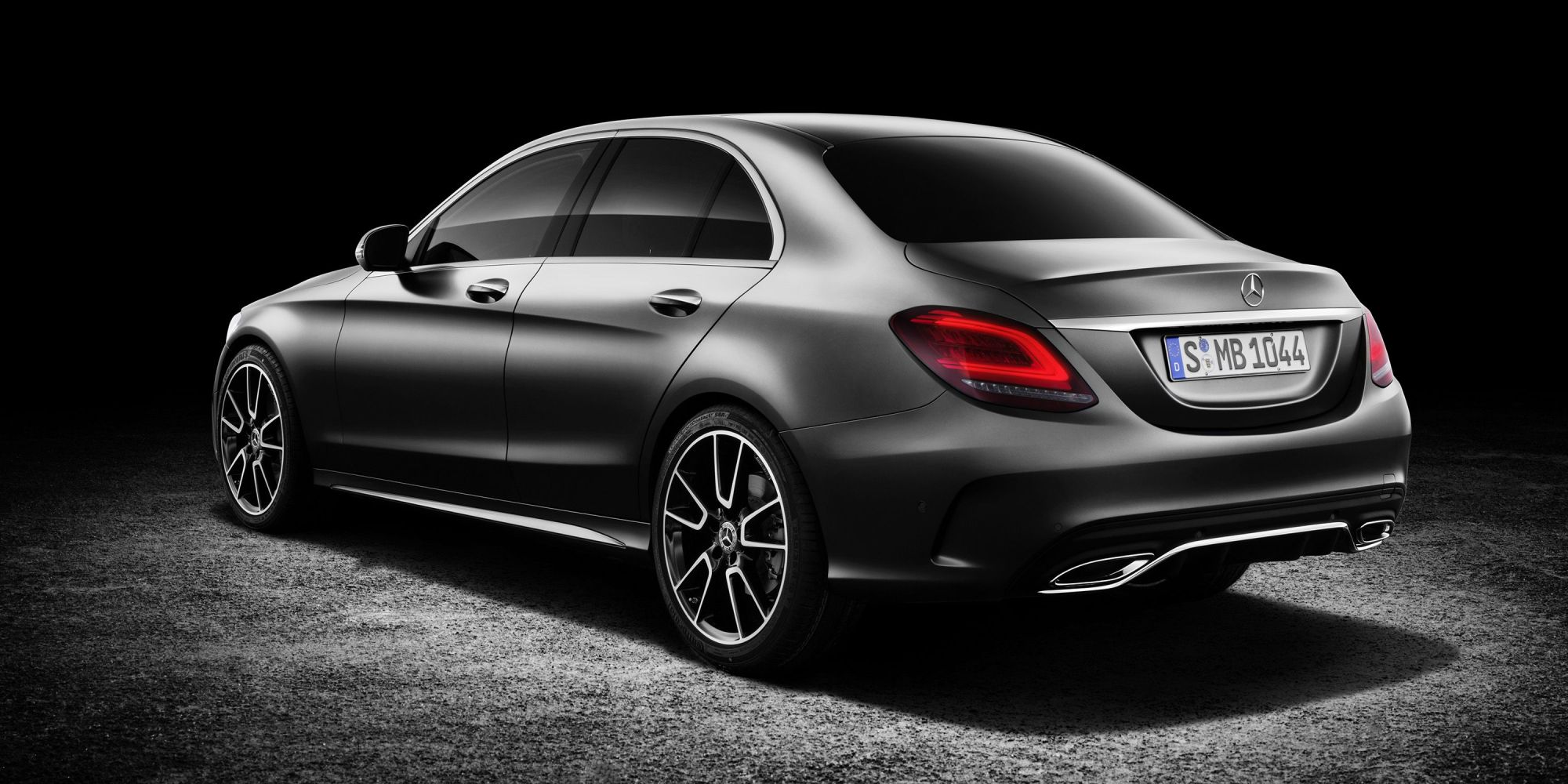 hight resolution of mercede benz c 300