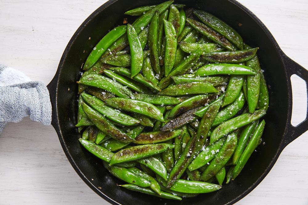 Best Sugar Snap Peas Recipe How To Make Sugar Snap Peas