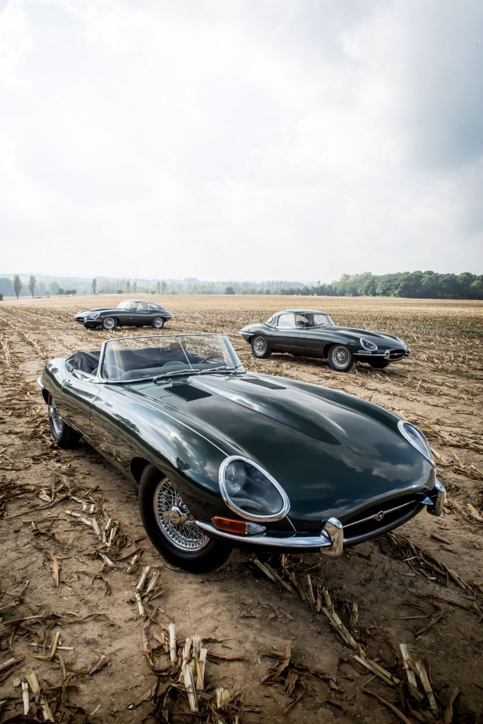 The Greatest Cars Of All Time The Sixties