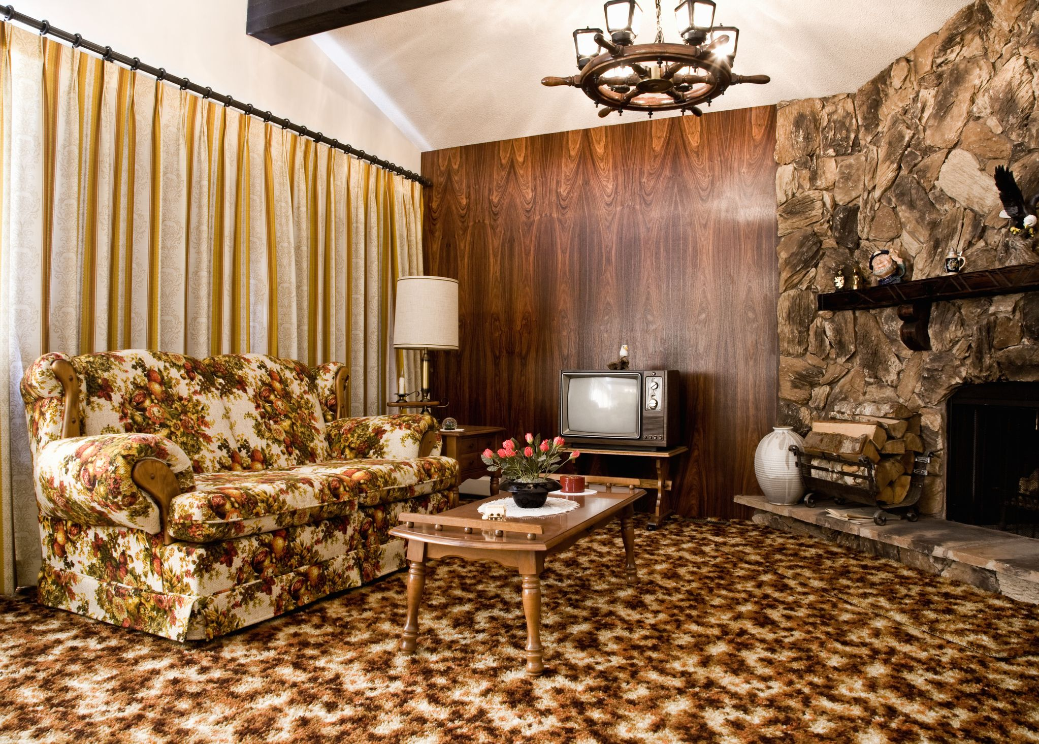 The Best Decorating Trends From The 70s 70s Decorating Ideas