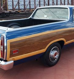 a 1971 ford ranchero squire for when an el camino doesn t have enough wood [ 1998 x 999 Pixel ]