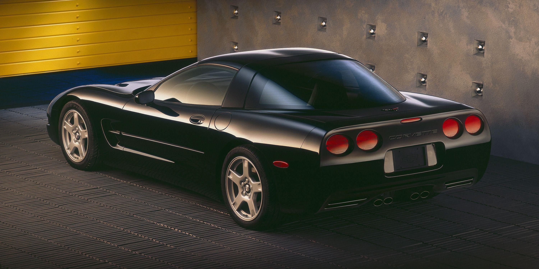 the c5 corvette was
