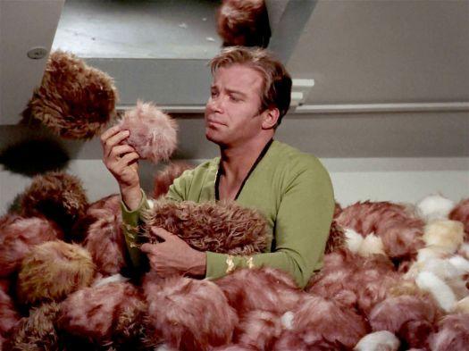 Tribbles - Tribbles from Star Trek - Tribbles Math Problem
