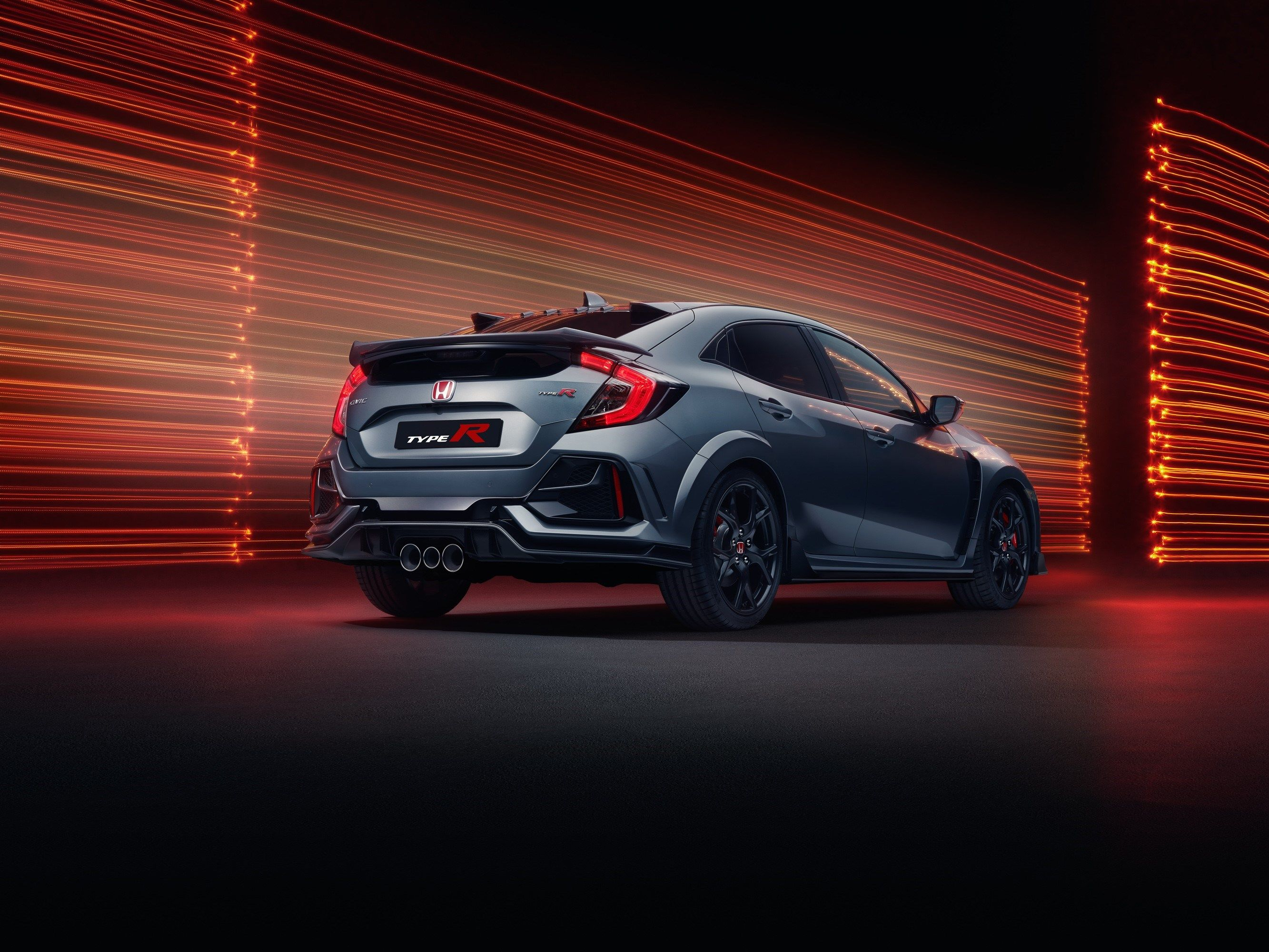 How does the honda civic hatchback compare to the kia forte5? 2020 Honda Civic Type R Gets A More Subtle Wingless Variant