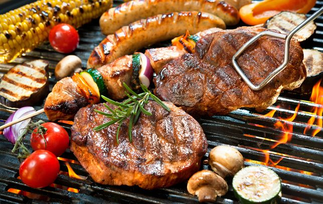 how to barbecue at