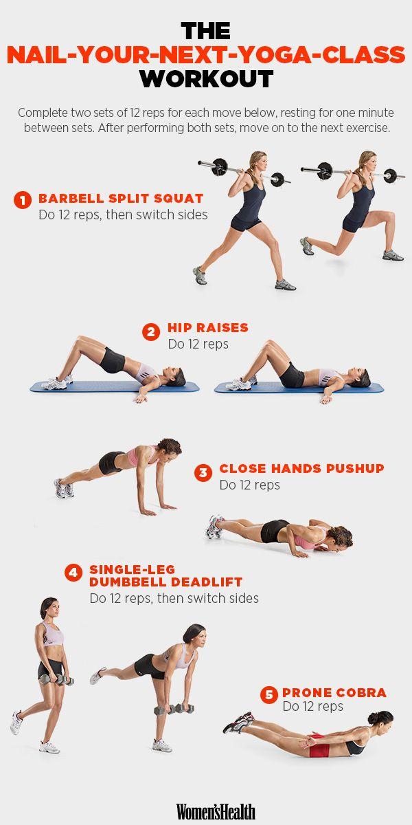 Sexy Yoga Class : class, Nail-Your-Next-Yoga-Class, Workout