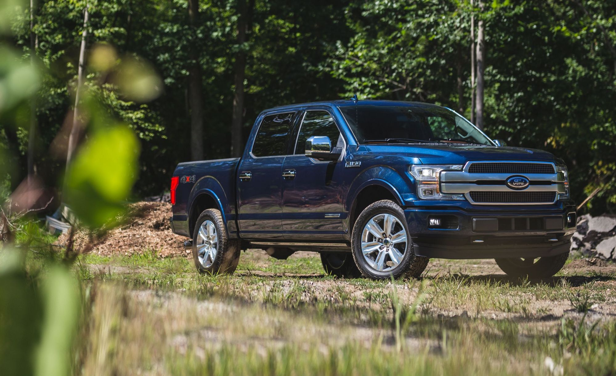 hight resolution of 2018 ford f 150 3 0l v 6 power stroke diesel brings refinement and fuel economy