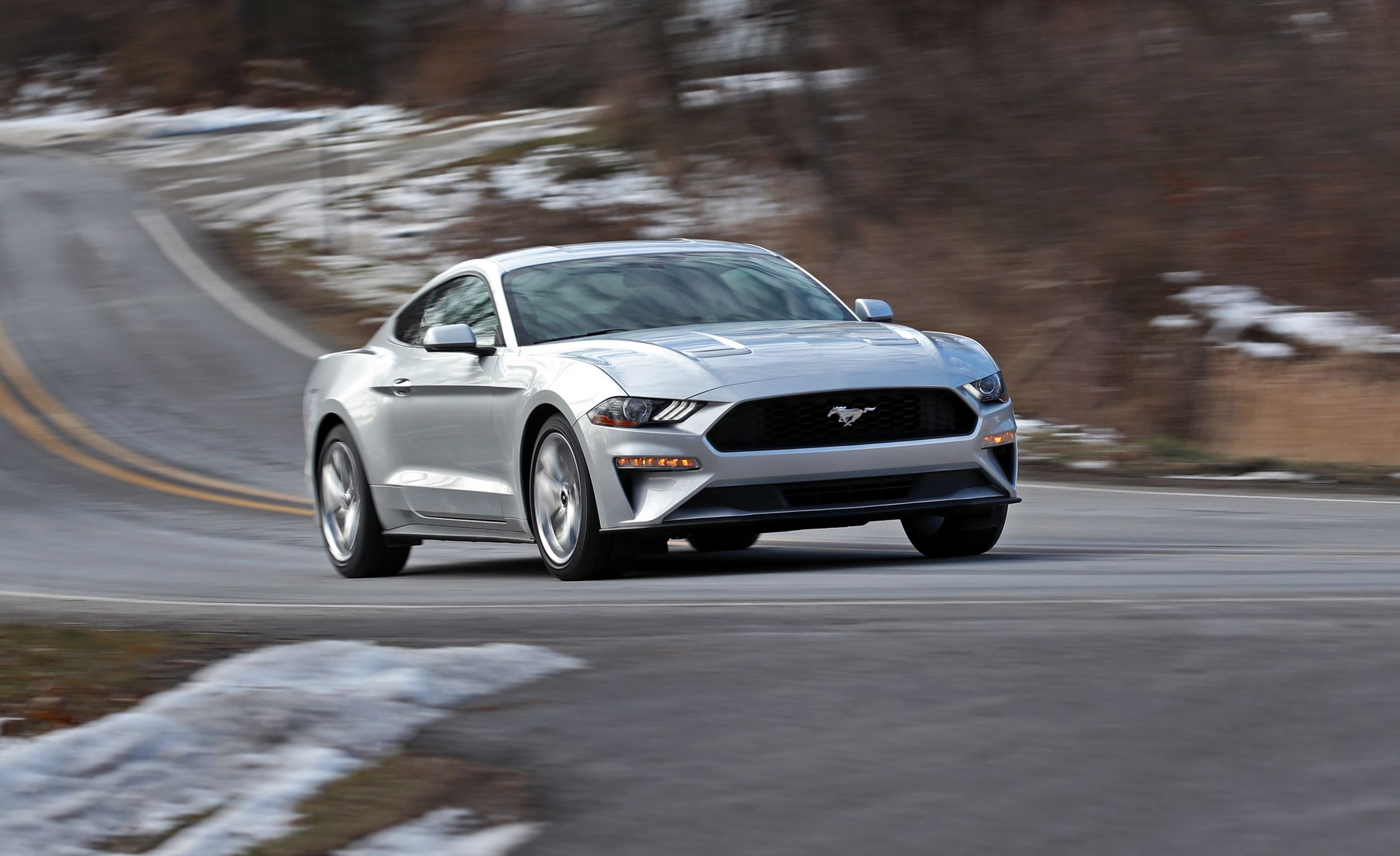 2018 ford mustang 2 3l ecoboost manual