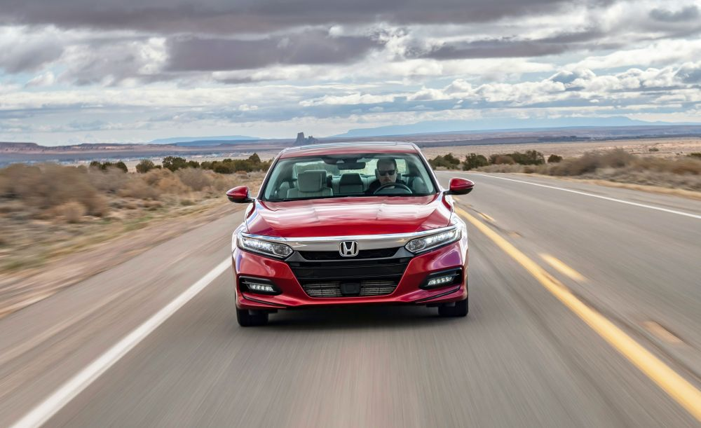 medium resolution of our long term 2018 honda accord provided us with 40 000 miles of satisfaction