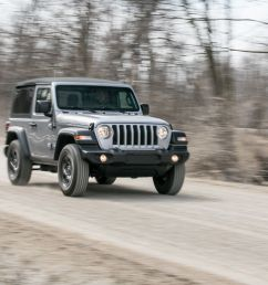 the 2018 jeep wrangler jl two door sticks to its core values review car and driver [ 2250 x 1375 Pixel ]