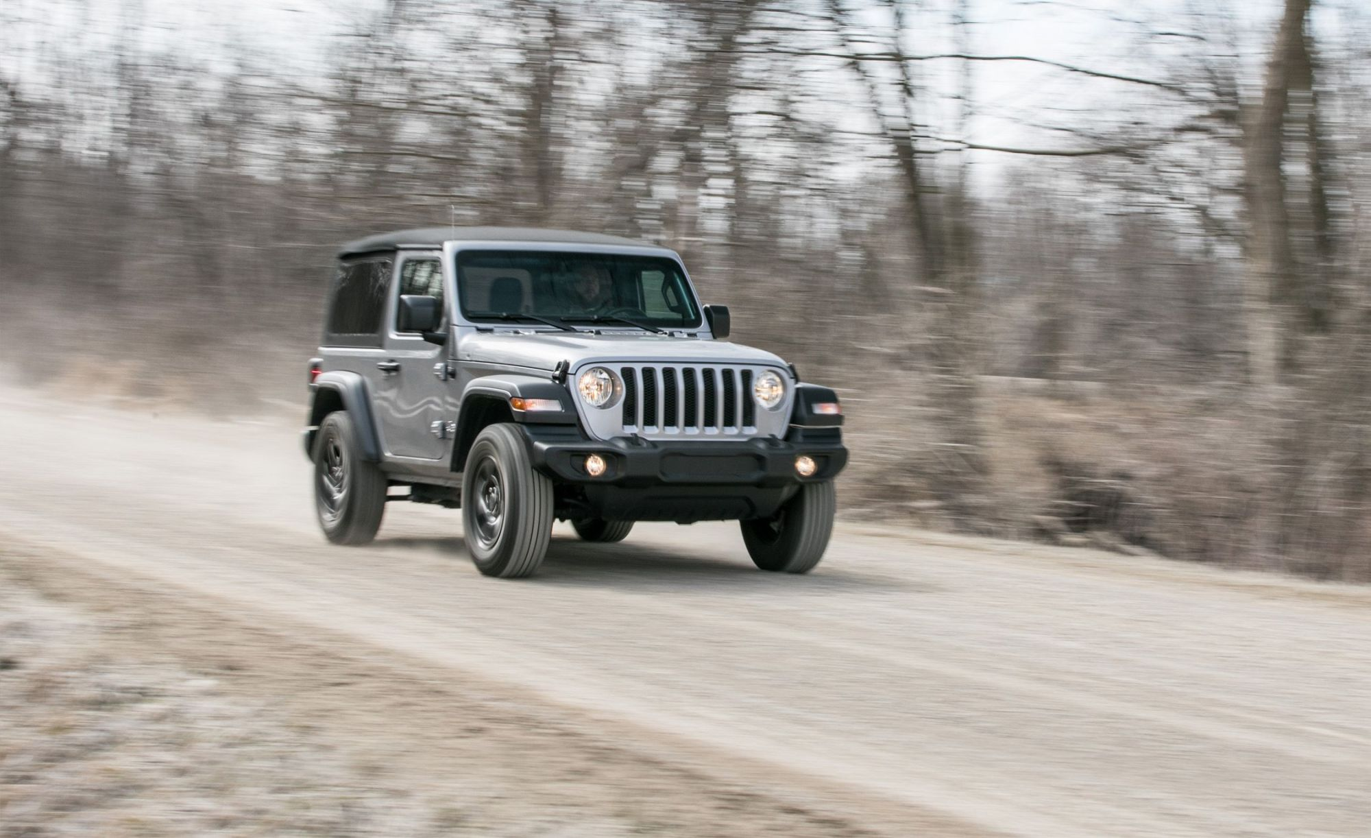 hight resolution of the 2018 jeep wrangler jl two door sticks to its core values review car and driver