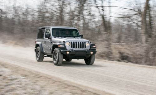 small resolution of the 2018 jeep wrangler jl two door sticks to its core values review car and driver