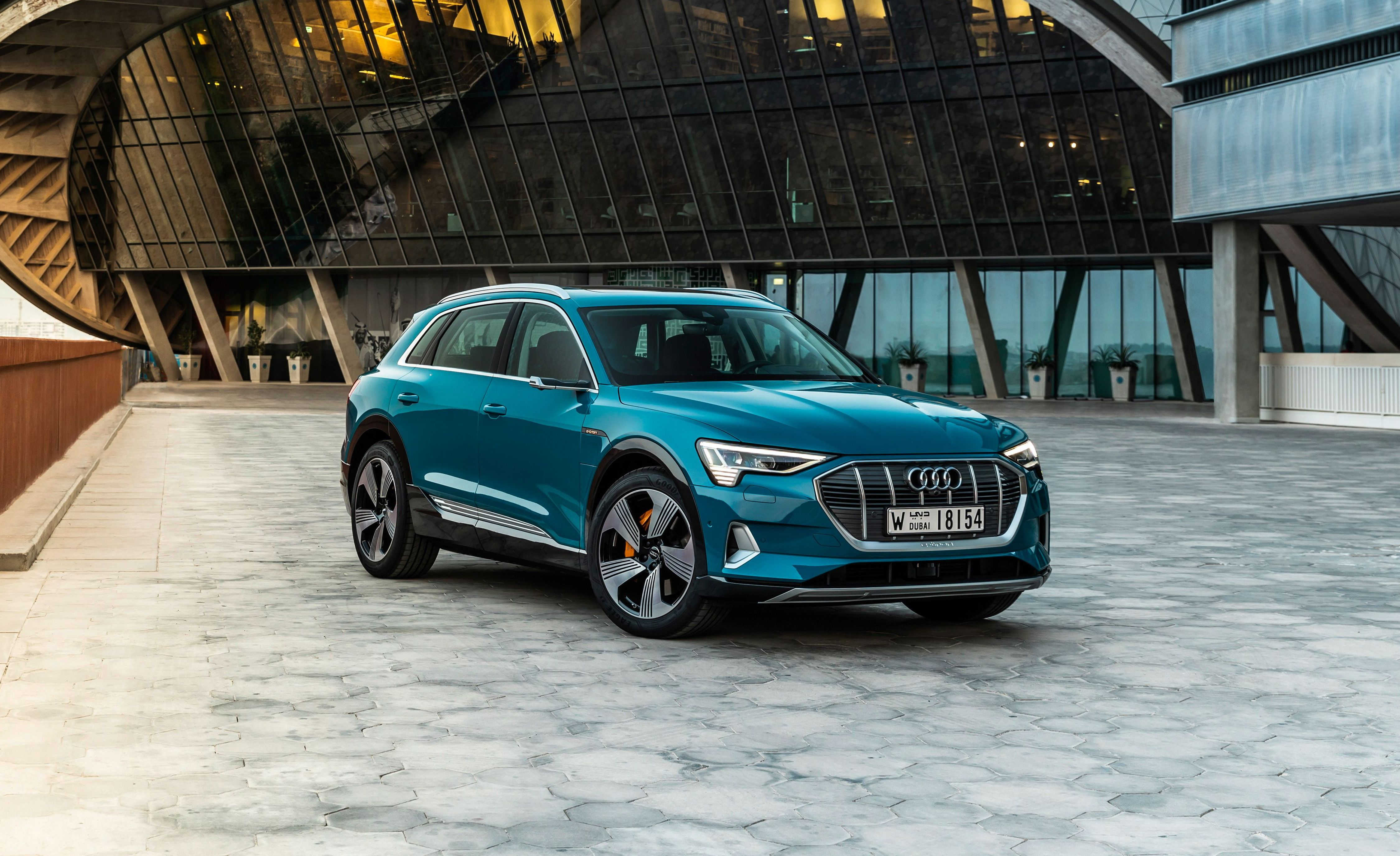 2019 Audi etron Review Pricing and Specs
