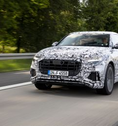 2019 audi q8 going for a spin in audi s new flagship suv [ 2250 x 1375 Pixel ]