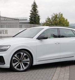 2019 audi sq8 a sportier sporty q7 uncovered [ 2250 x 1375 Pixel ]