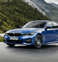 the all new 2019 bmw 3 series will not have a manual gearbox [ 2350 x 1175 Pixel ]