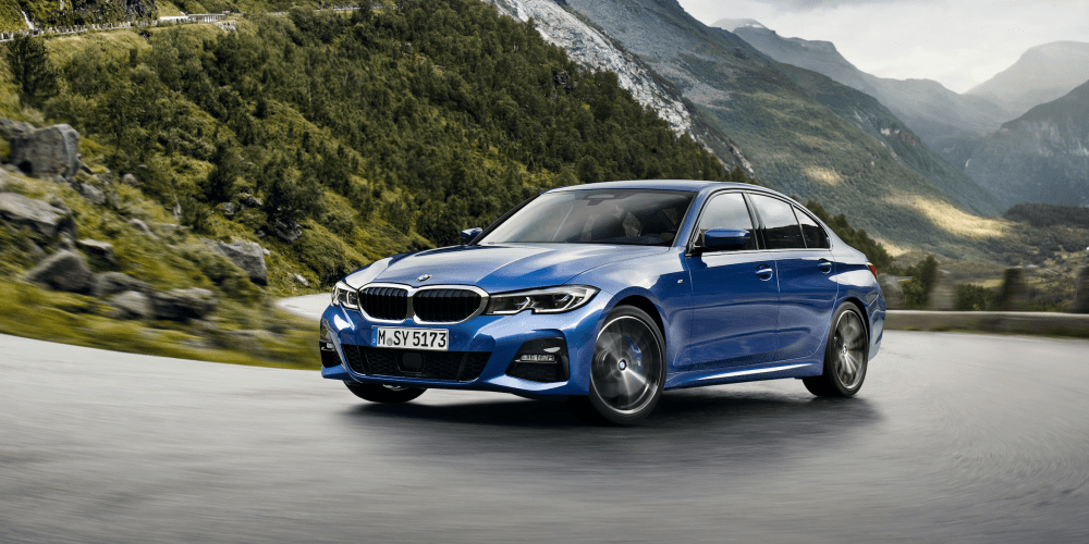 medium resolution of the all new 2019 bmw 3 series will not have a manual gearbox