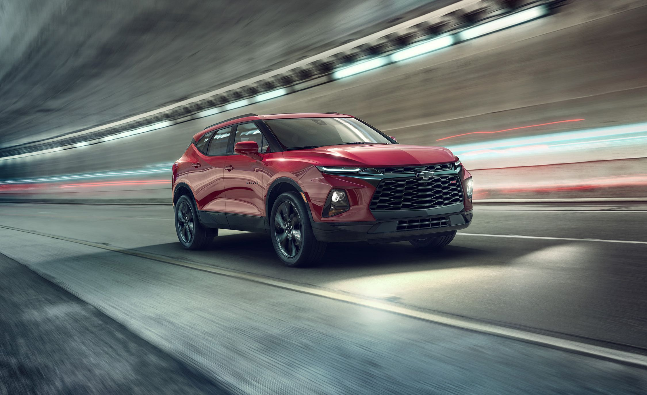 2019 Chevrolet Blazer Revealed Info And Pricing On The