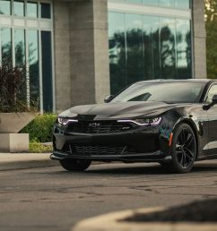 the 2019 chevrolet camaro turbo 1le is anything but entry level [ 2250 x 1375 Pixel ]
