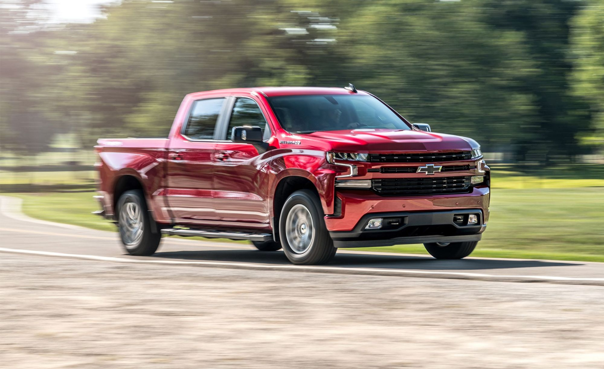 hight resolution of the 2019 chevrolet silverado 1500 number two tries harder