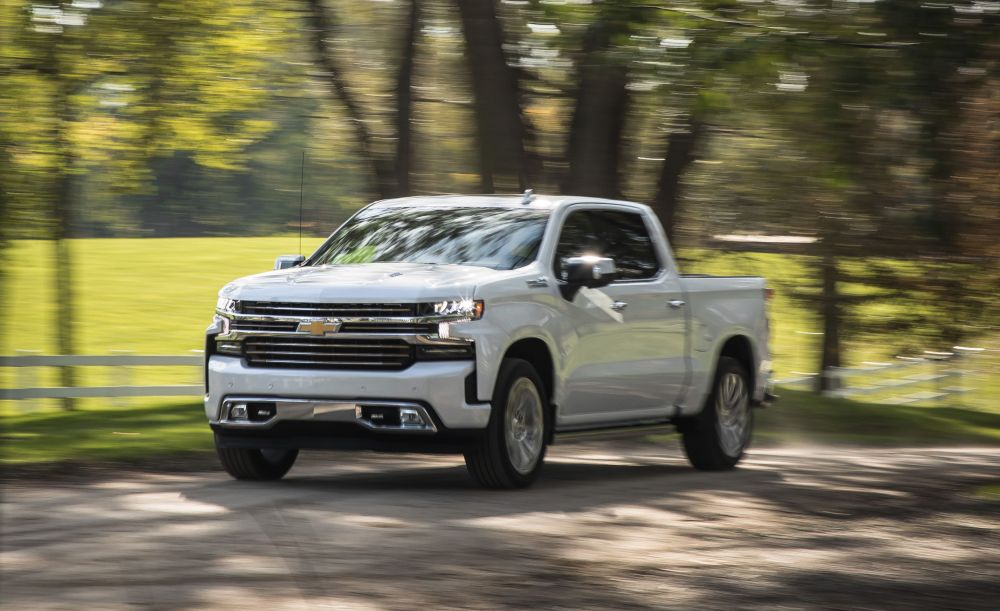 medium resolution of the chevrolet silverado 1500 6 2l packs a big engine in a big truck