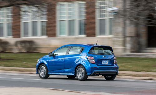 small resolution of the 2019 chevrolet sonic hatchback is still good but not a great value