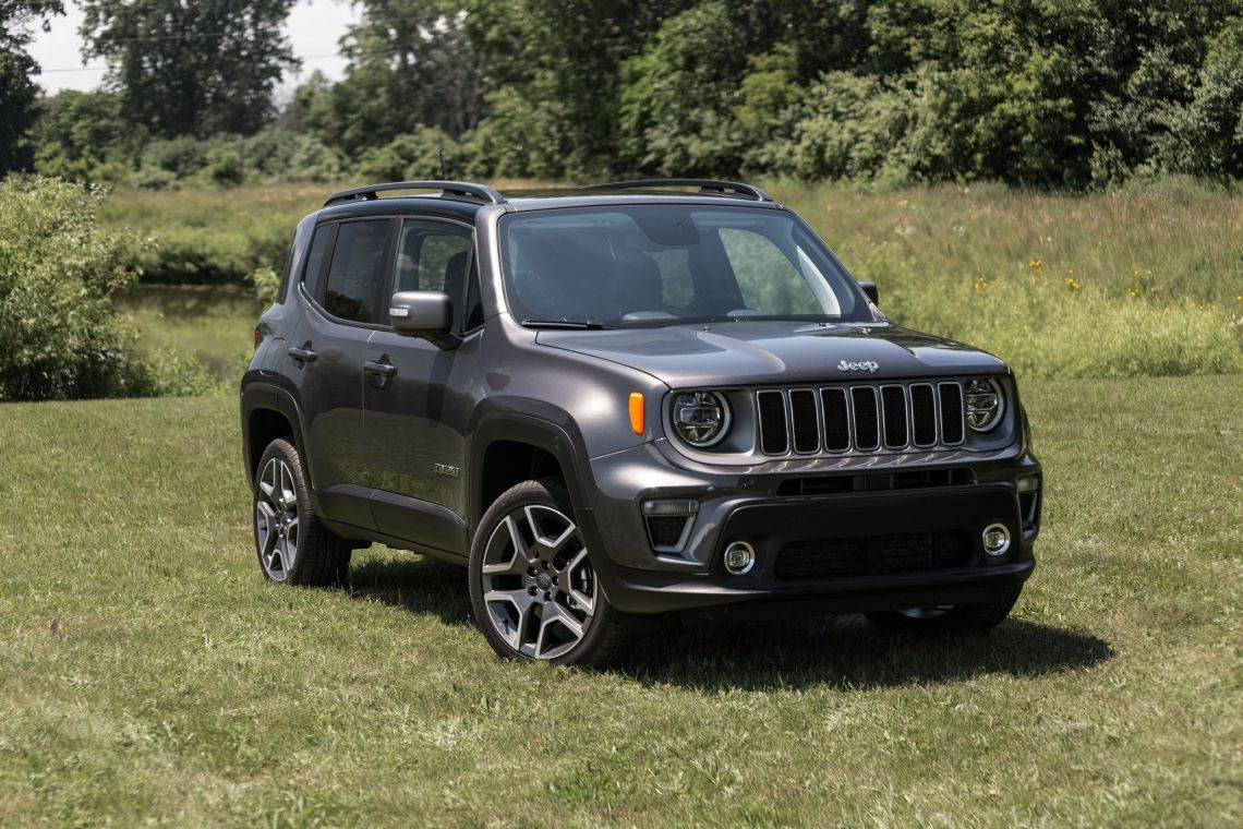 2019 jeep renegade updated – new turbo engine, improved looks