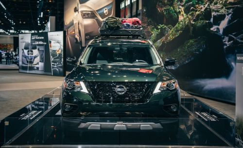 small resolution of  2019 nissan pathfinder rock creek edition more rugged pathfinder on nissan pathfinder floor mats nissan pathfinder trailer wiring harness