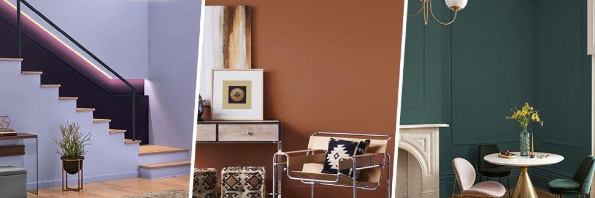 Color Trends 2019 Most Stylish Interior Paint Decor Colors