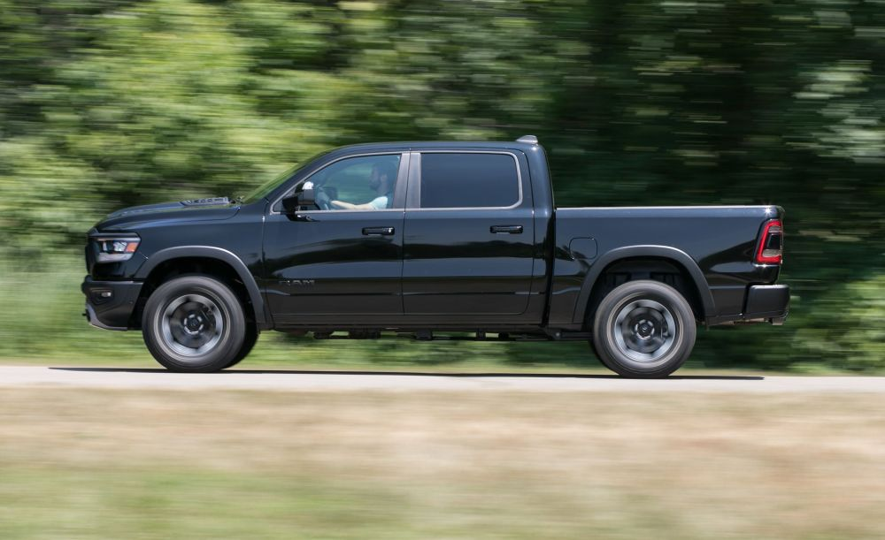 medium resolution of 2019 ram 1500 rebel is more than just an improved off roader
