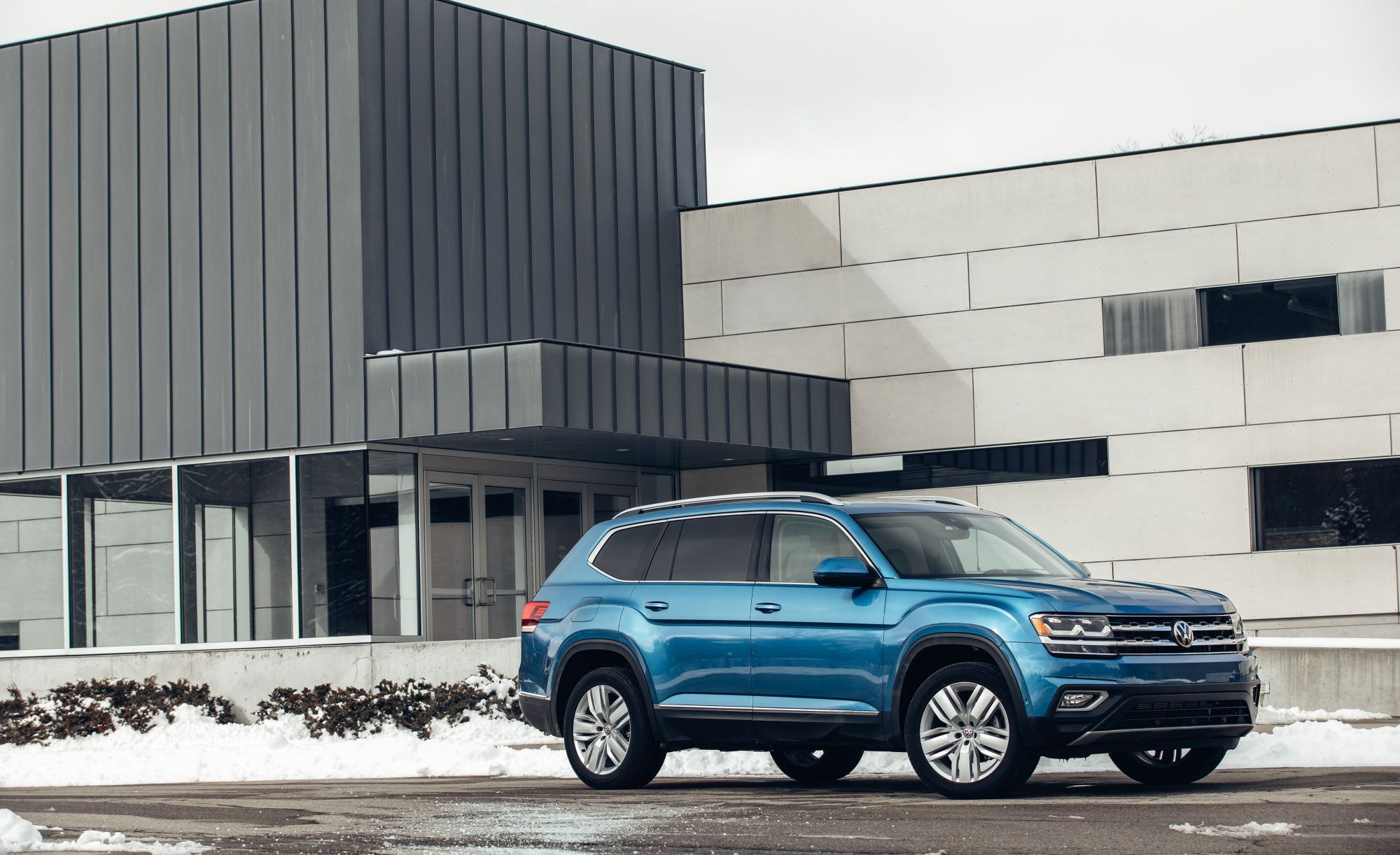 hight resolution of our 2019 volkswagen atlas rolls through 10 000 miles with mixed blessings