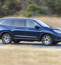 the 2019 honda pilot looks tougher and drives better [ 2250 x 1375 Pixel ]