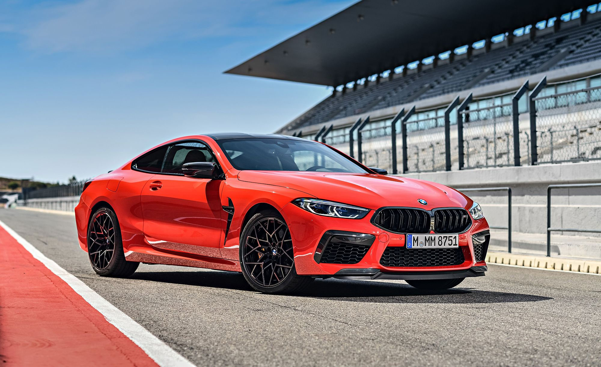 · lows staid exterior and interior. 2020 Bmw M8 Review Pricing And Specs