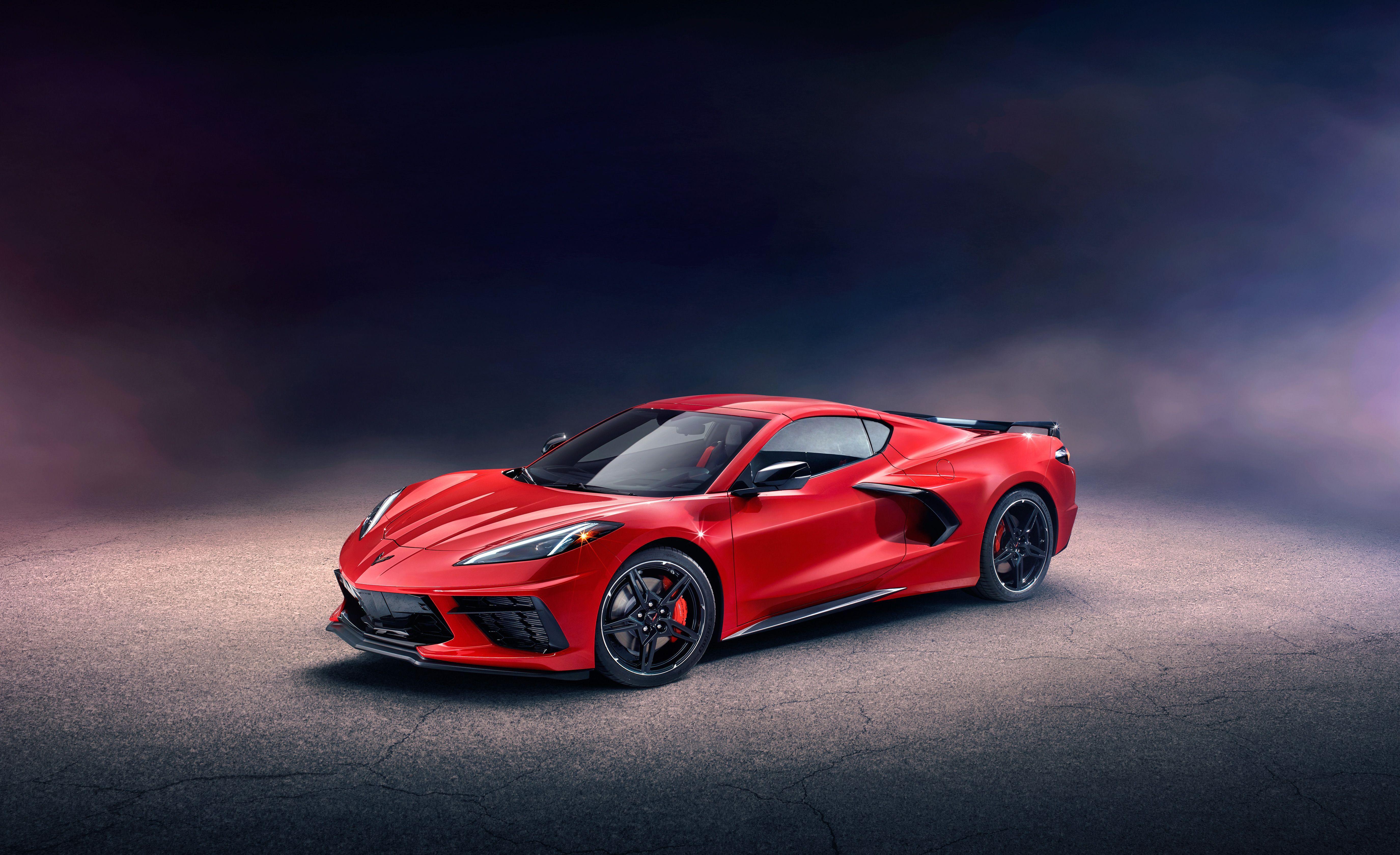The Brand New 2020 C8 Corvette The Unlimited Driver