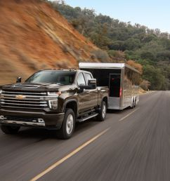 2020 chevrolet silverado hd pickups offer more towing capacity and a new gasoline engine [ 5700 x 3800 Pixel ]