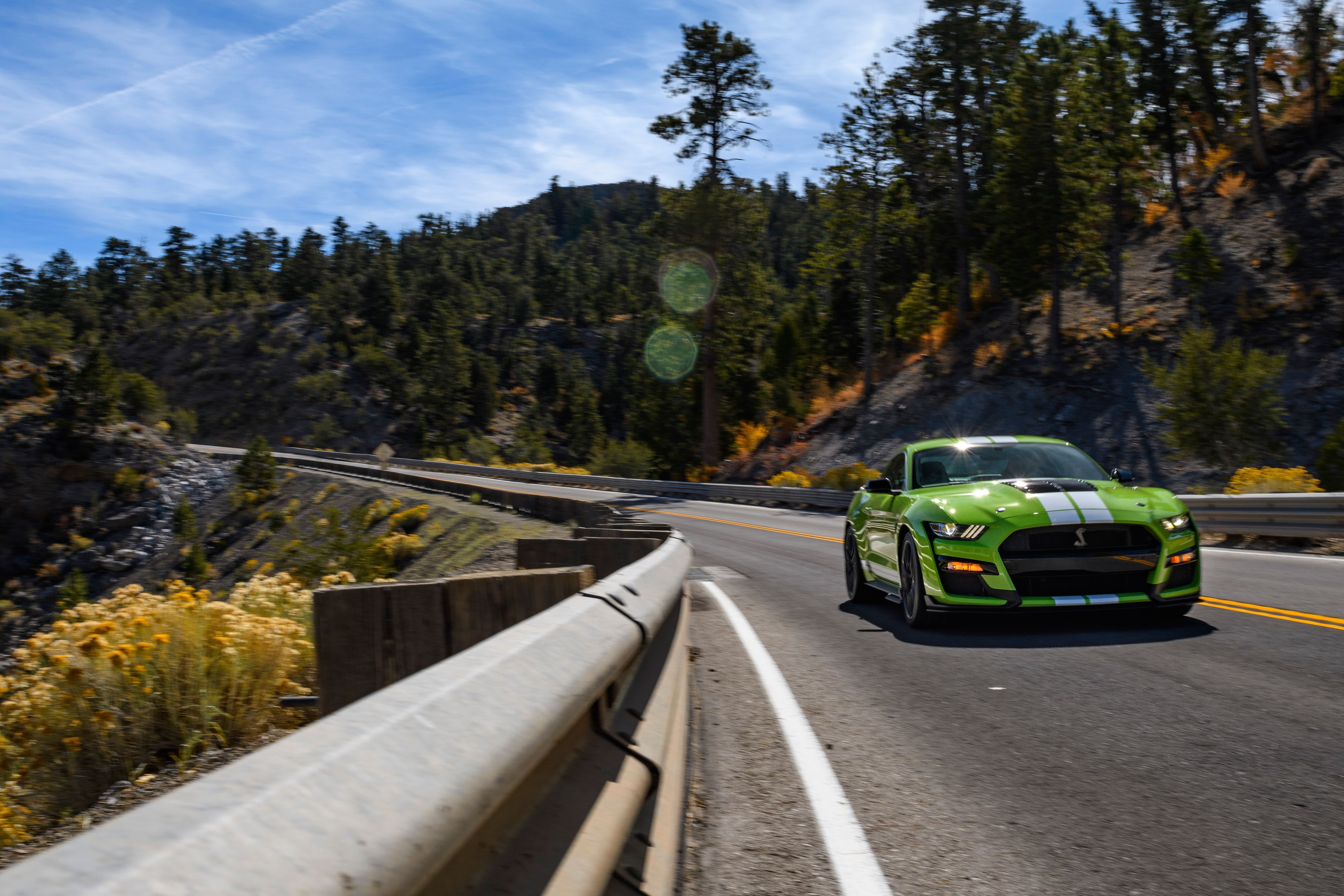 Other features include a magneride® damping system & 2020 Ford Mustang Shelby Gt500 Is A 760 Hp Thrill Ride