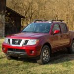 2020 Nissan Frontier Base Price Up 7500 Due To Newly Standard V 6