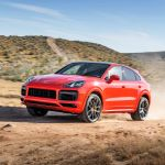 2020 Porsche Cayenne Turbo Coupe A Fire Breathing Suv With Fashion Sense