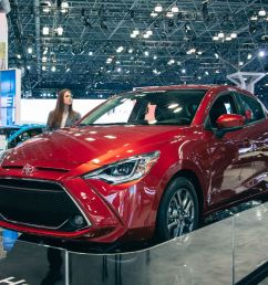 2020 toyota yaris hatchback brings more mazda goodness to toyota s subcompact [ 3500 x 2139 Pixel ]