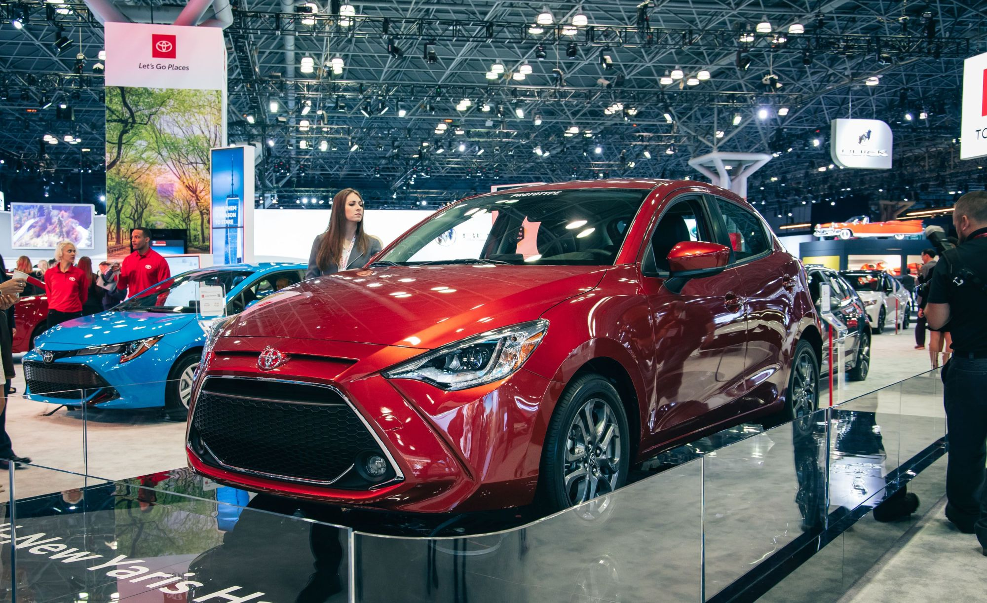 hight resolution of 2020 toyota yaris hatchback brings more mazda goodness to toyota s subcompact