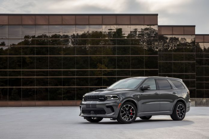 Dodge Makes Available Monstrous New 2021 Durango Srt Hellcat John Jones Auto Group Near Elizabethtown In