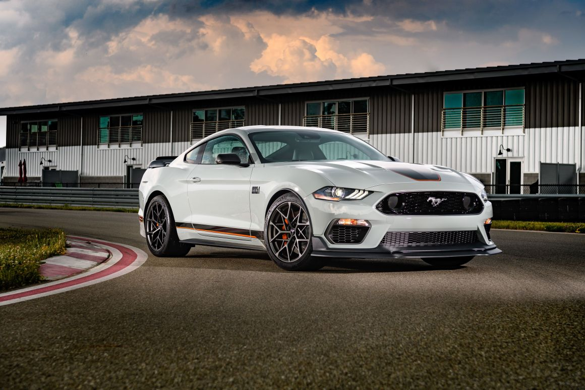 2021 Ford Mustang Prices