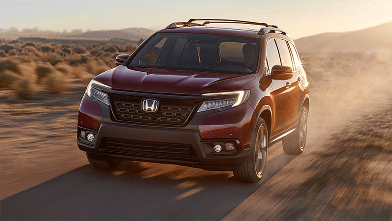 These things cause small amounts of refrigerant to leak from the air conditionin. 2021 Honda Passport Review Pricing And Specs