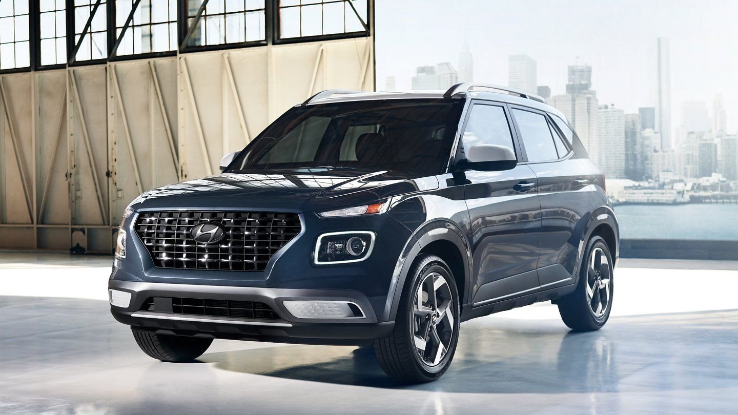 The venue is hyundai's newest and smallest crossover, introduced last year as the little sibling to the subcompact h. 2021 Hyundai Venue Review, Pricing, and Specs
