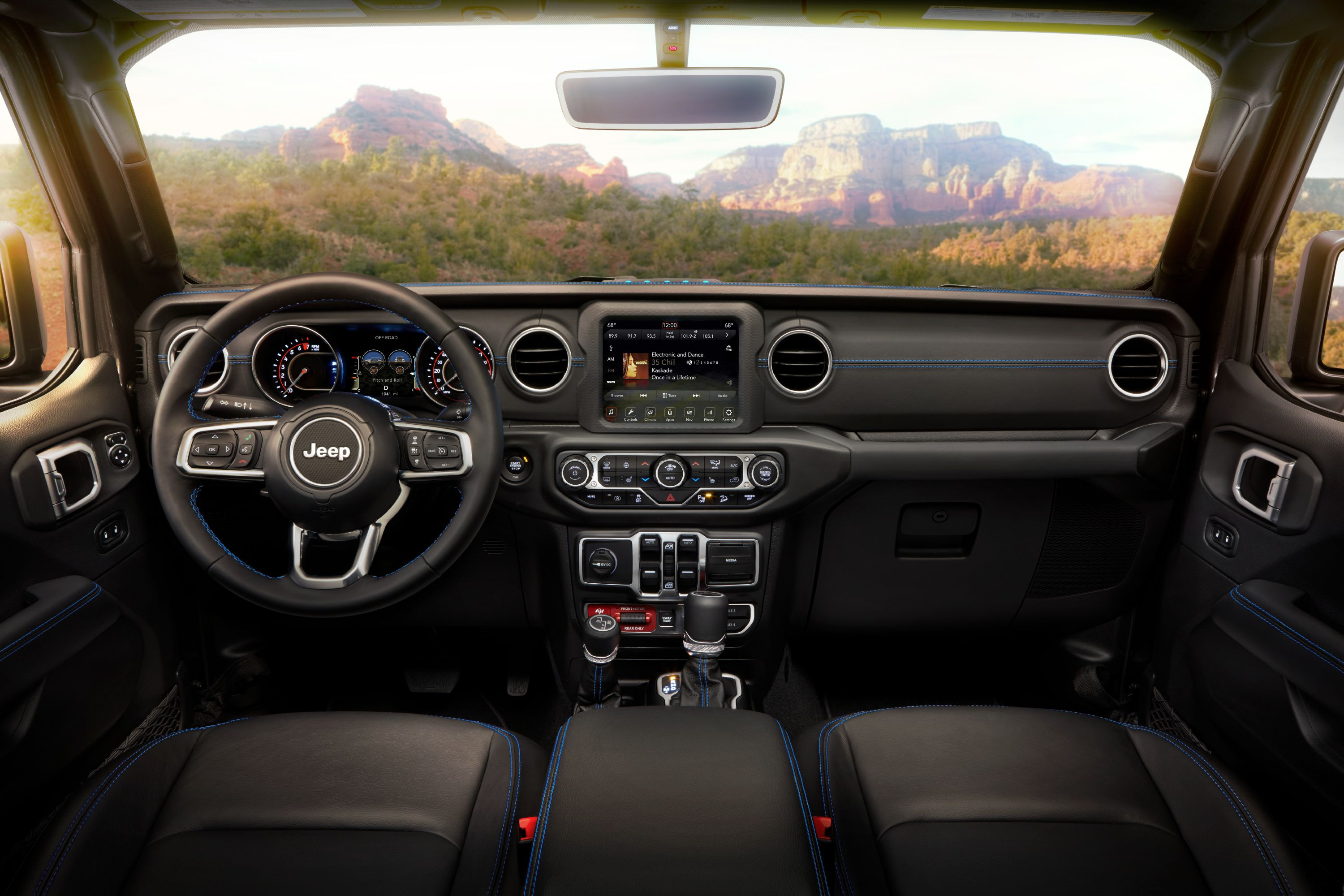 Latest technologies ⚡ of the 2021 jeep wrangler: 2021 Jeep Wrangler 4xe Is A Hybrid Built For Serious Off Roading