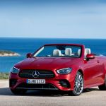 2021 Mercedes E Class Coupe And Cabriolet Benefit From Styling Update