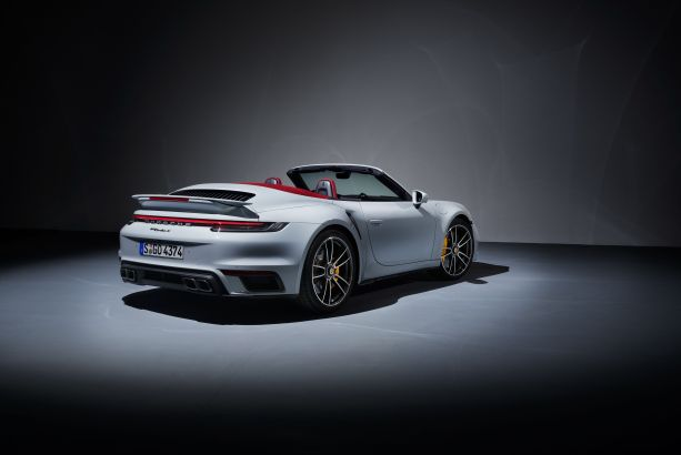 2021 Porsche 911 Turbo SCabriolet