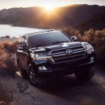 2021 Toyota Land Cruiser Review Pricing And Specs