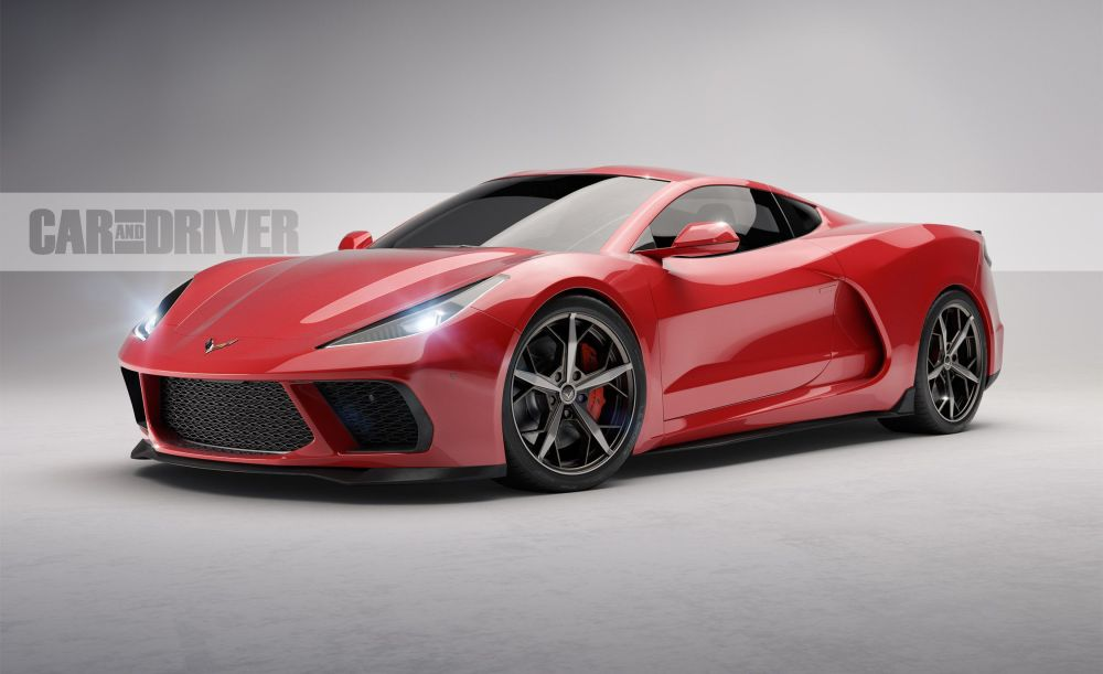 medium resolution of 2020 chevrolet corvette c8 the mid engined white whale is nearly here