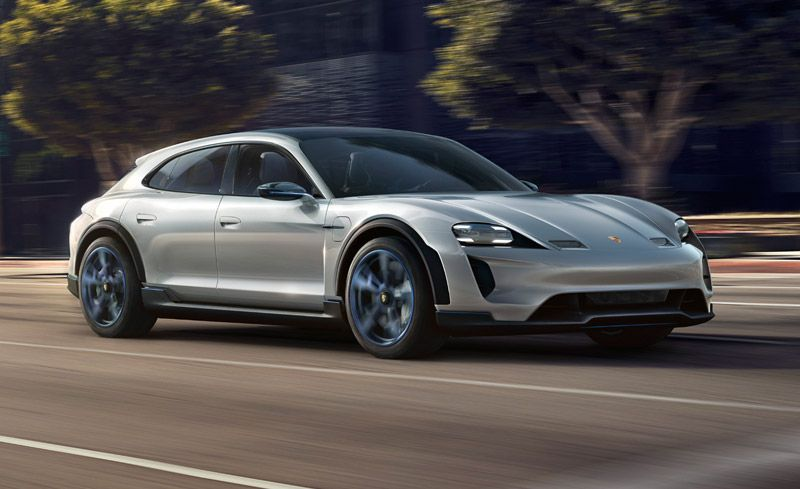 2021 Porsche Taycan Cross Turismo A Fully Electric Wagon Aimed At Tesla 25 Cars Worth Waiting For